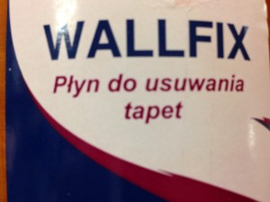 Płyn do usuwania tapet Wallfix 250ml